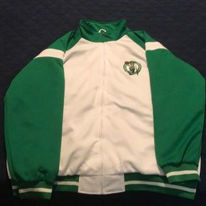 Boston Celtics Track Jacket